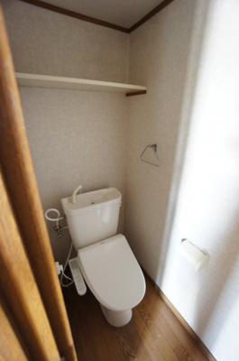 【トイレ】メゾンアザミ