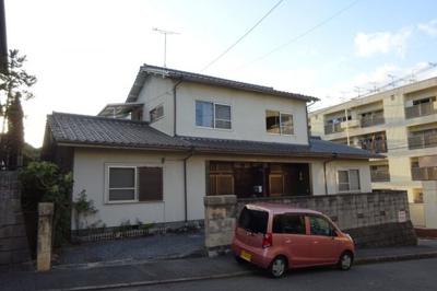 【外観】飯田貸家(二戸一)