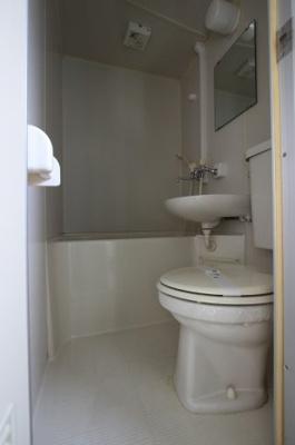 【浴室】柴崎皆実町ビル