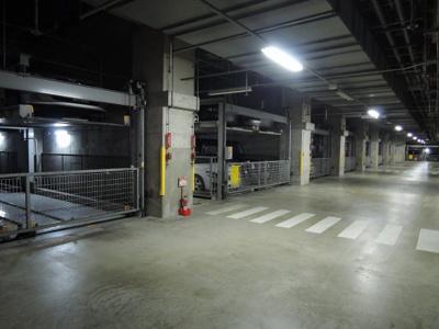 【駐車場】パークスクエア横浜