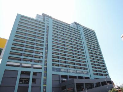 9階・前面に建物がなく陽当り良好、晴れた日は富士山を望めます♪