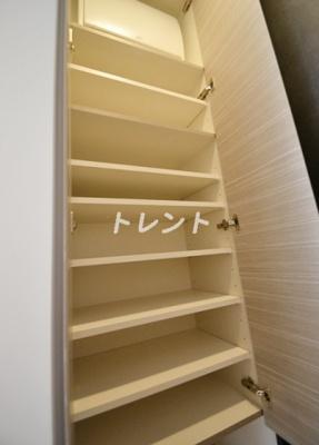 【玄関】リージア西新宿O-PLACE