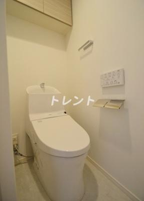 【トイレ】リージア西新宿O-PLACE