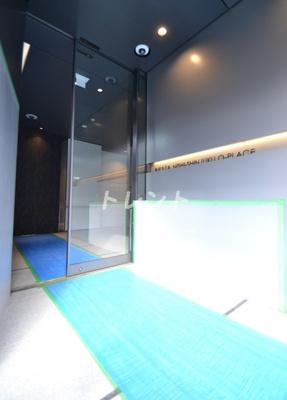 【エントランス】リージア西新宿O-PLACE
