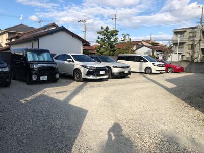 【外観】西村第2駐車場(利倉東)