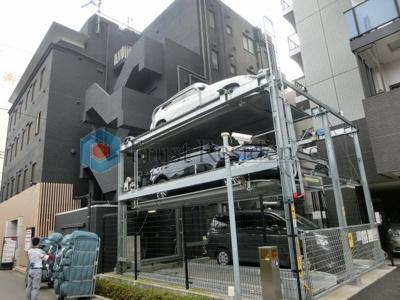 【駐車場】エクセレントシティ錦糸町