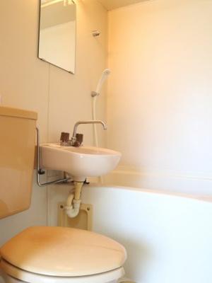 【浴室】リトル湊川