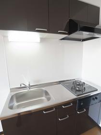 プライディア幕張のキッチンイメージ