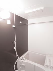 プライディア幕張の浴室