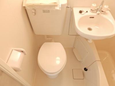【トイレ】メラレンタルハウス4