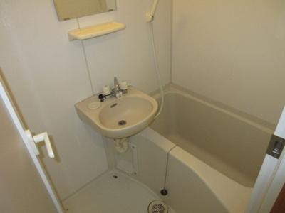 【浴室】ピア中板橋