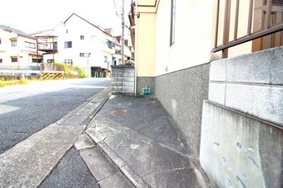 【駐車場】伏見区日野谷寺町 中古戸建