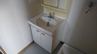 【独立洗面台】サンテラスウエハラⅡ