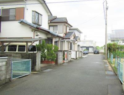 【前面道路含む現地写真】徳島市論田町本浦下No.39