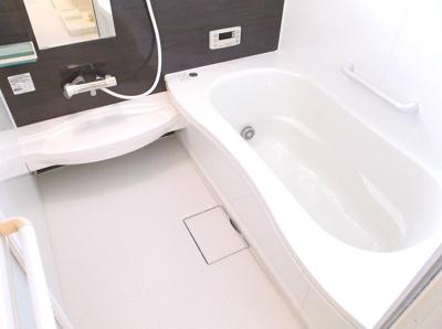 【浴室】リビングタウン結城D