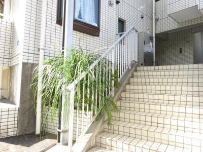 【エントランス】宮崎台ホワイトキャッスル