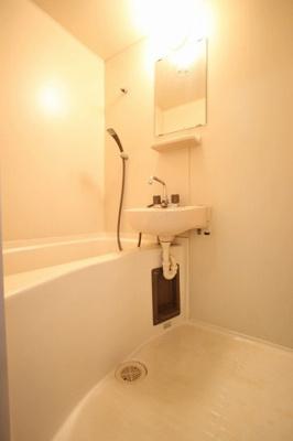 【浴室】高橋荘アパート