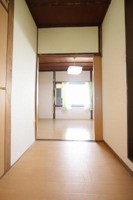 【居間・リビング】高橋荘アパート