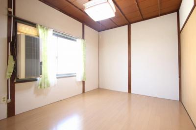 【寝室】高橋荘アパート