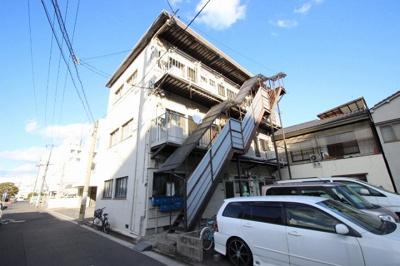 【エントランス】高橋荘アパート