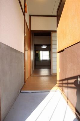 【玄関】高橋荘アパート