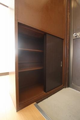 【収納】高橋荘アパート