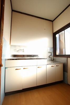 【キッチン】高橋荘アパート