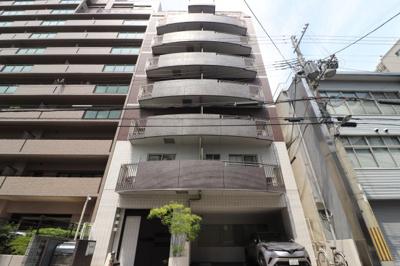 【外観】プランドール江戸堀