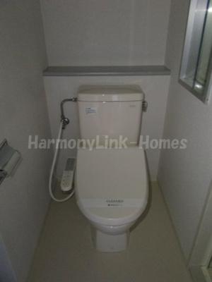 コンフォリア大山のシンプルで使いやすいトイレです☆
