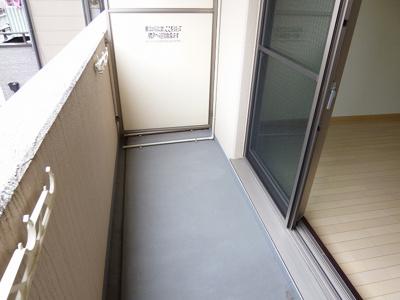 【バルコニー】クリーデンズ新大阪
