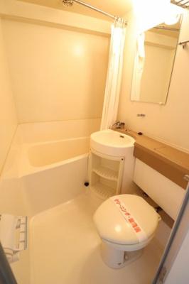 【浴室】ダイアパレス東神田