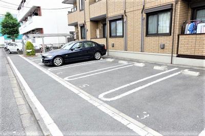 【駐車場】シャンティ