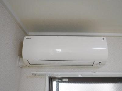 エアコン・照明は全室完備