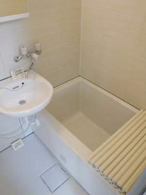 【浴室】フローラル中葛西Ⅱ
