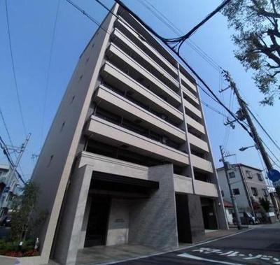 【外観】レジュールアッシュ福島レジデンス