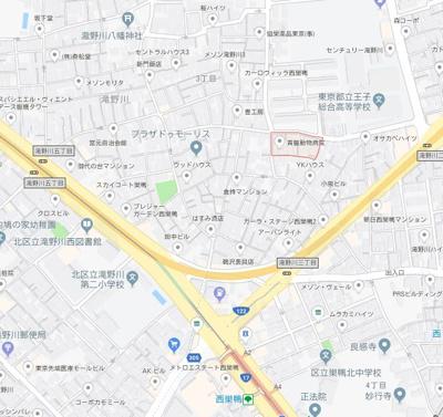 【地図】スフレS