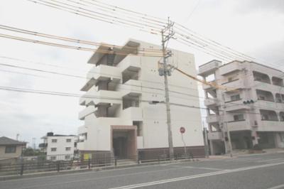 【外観】Hi-landシティーマンション
