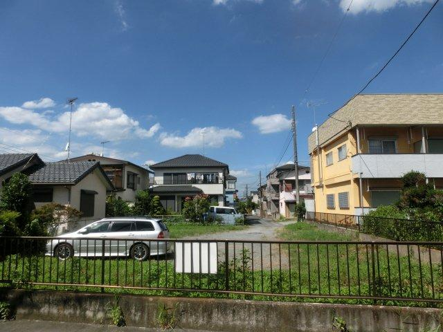 【外観】入間郡毛呂山町中央3丁目 売地