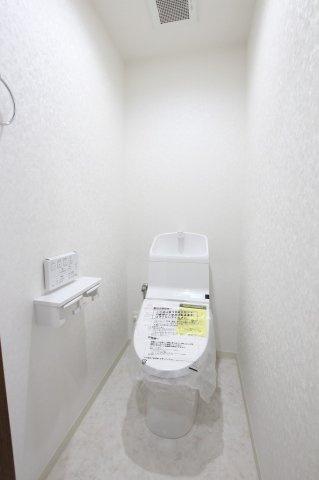 【トイレ】フランドルフ田島Ⅱ