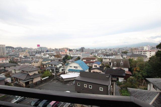 【展望】フランドルフ田島Ⅱ