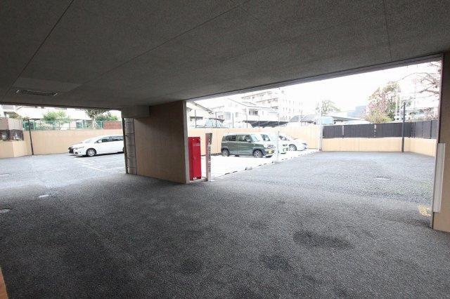 【駐車場】フランドルフ田島Ⅱ