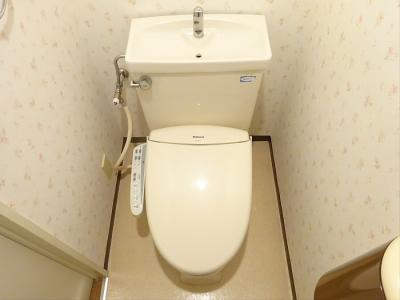 【トイレ】ウィスタリア雅
