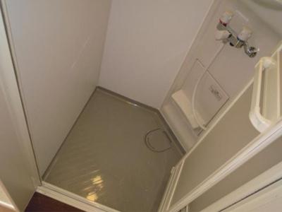 フェリスレガリアのシャワーを浴びることができます☆