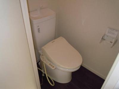 フェリスレガリアのトイレ☆