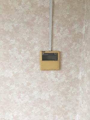 エアコン電源
