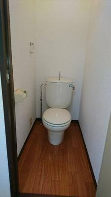 【トイレ】ファームサイドB棟