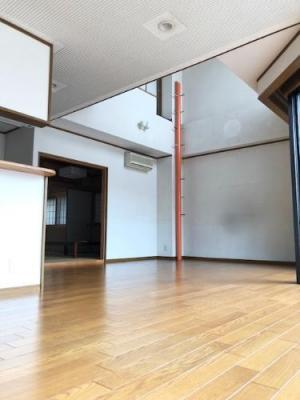 【居間・リビング】京都市東山区新宮川筋五条上る田中町