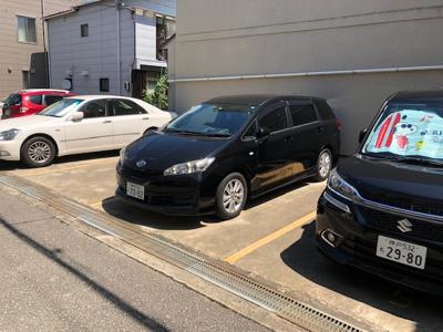 【外観】絹延町立花駐車場