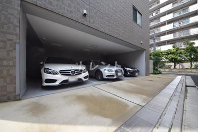 【駐車場】プレシス文京小石川静穏の杜
