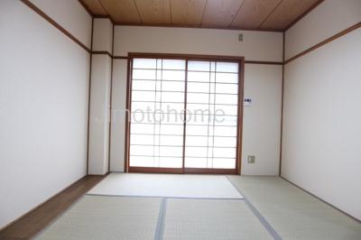 【寝室】別府マンション